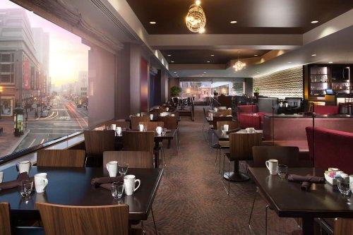 Hilton Parc 55 San Francisco Union Square restaurant