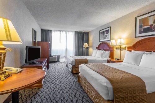 Clarion Hotel Anaheim Resort kamer