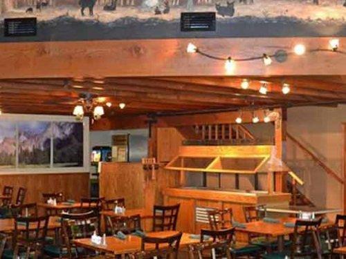 Cedar Lodge restaurant