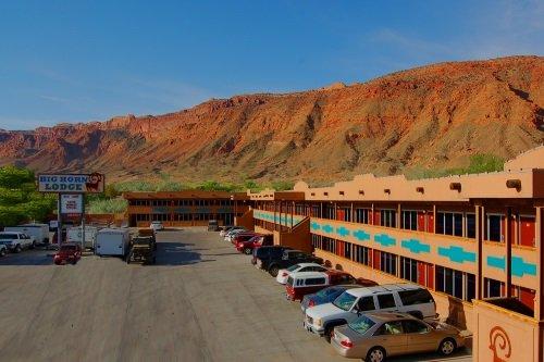 Big Horn Lodge buitenkant