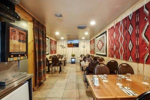 Big Horn Lodge restaurant