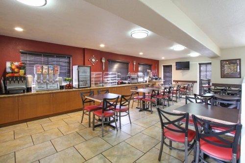 GreenTree Inn Flagstaff ontbijtruimte