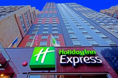 Holiday Inn New York City - Times Square buitenkant 2