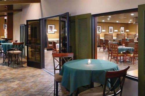 Ramkota Hotel Casper restaurant