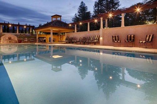 Best Western Dry Creek Inn zwembad