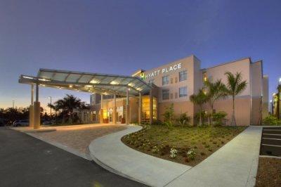 Hyatt Place Marathon Florida Keys buitenkant