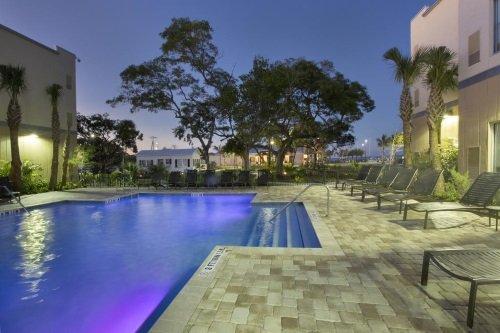 Hyatt Place Marathon Florida Keys tweede zwembad