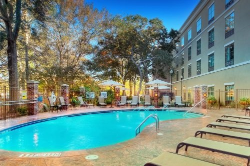 Holiday Inn Charleston - Mount Pleasant zwembad