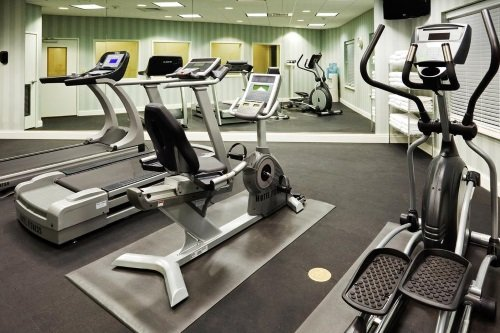 Holiday Inn Charleston - Mount Pleasant gym