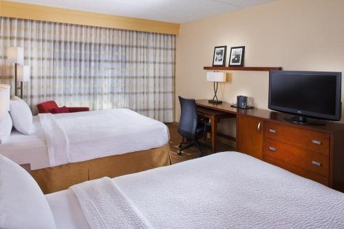 Courtyard by Marriott Tallahassee kamer