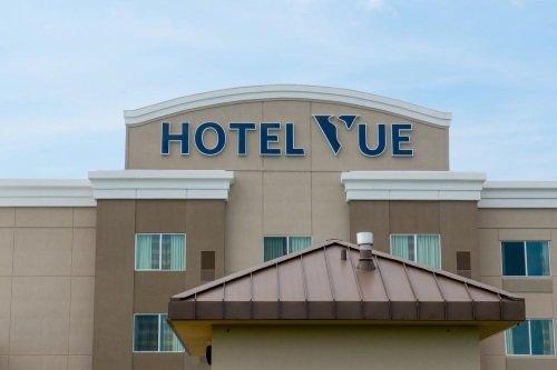 Hotel Vue buitenkant