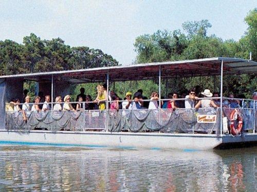 New Orleans Swamptour met Jazzlunch