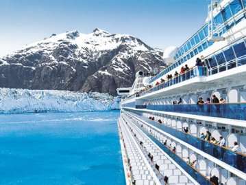 Glacier Bay Holland America Line 2