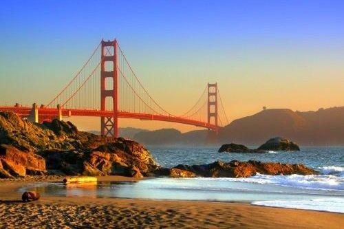 San Francisco Golden Gate Bridge 01