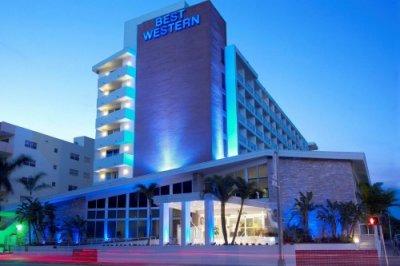 Best Western Atlantic Beach Resortbuitenkant