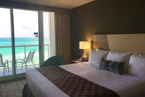 Best Western Atlantic Beach Resortkamer