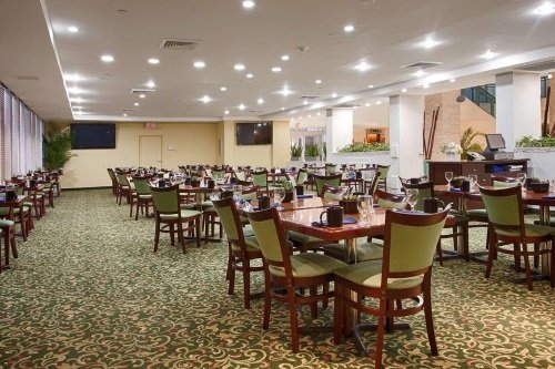 Best Western Atlantic Beach Resort restaurant
