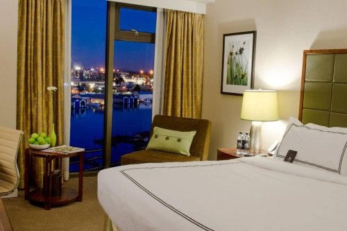 Pacific Gateway Hotel At Vancouver Airport kamer