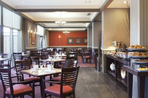 Pacific Gateway Hotel At Vancouver Airport restaurant
