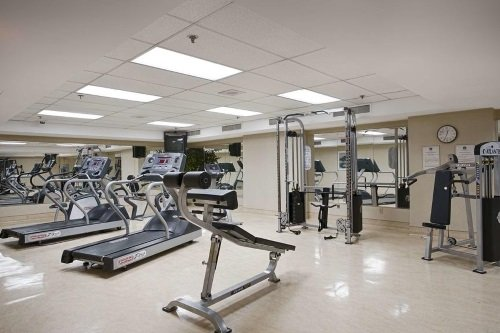 Best Western Ville-Marie Hotel and Suites fitness
