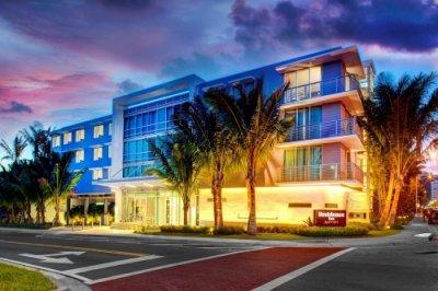 Residence Inn Miami Surfside buitenkant