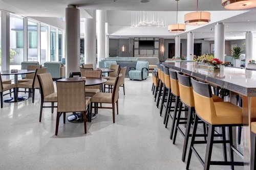 Residence Inn Miami Surfside bar