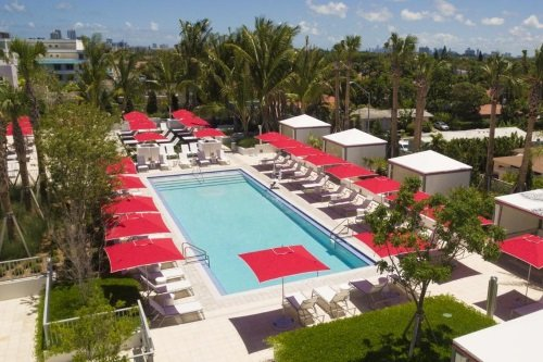Residence Inn Miami Surfside zwembad