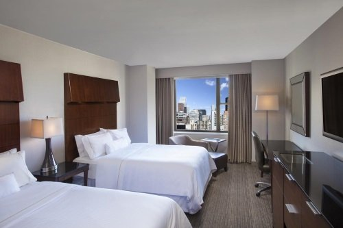 The Westin New York Grand Central kamer