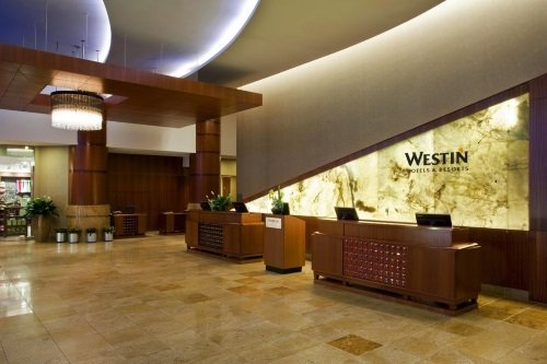 The Westin New York Grand Central receptie