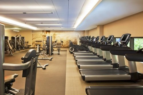 The Westin New York Grand Central fitness
