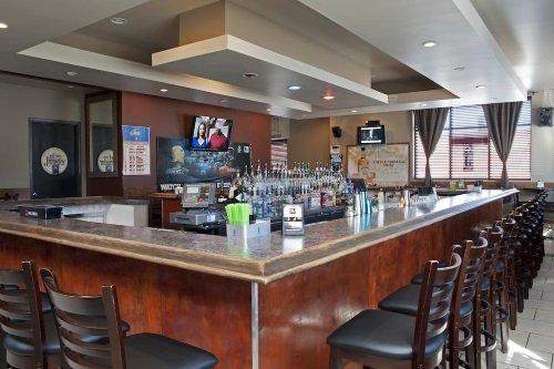 Chicago South Loop Hotel bar