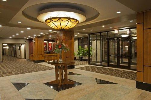 Chicago South Loop Hotel binnenkomst hal