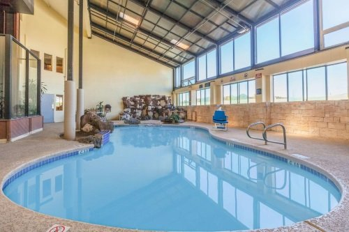 Days Hotel Flagstaff zwembad