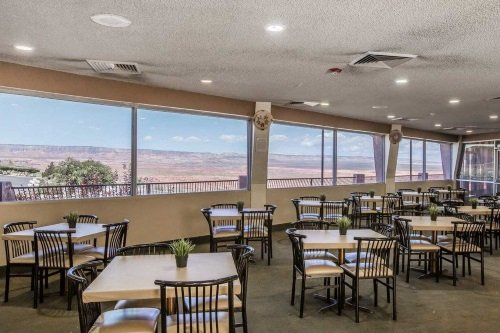 Quality Inn At Lake Powell restaurant