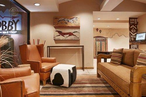 Best Western Plus Rio Grande Inn lobby