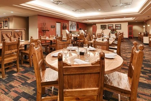 Best Western Plus Rio Grande Inn restaurant