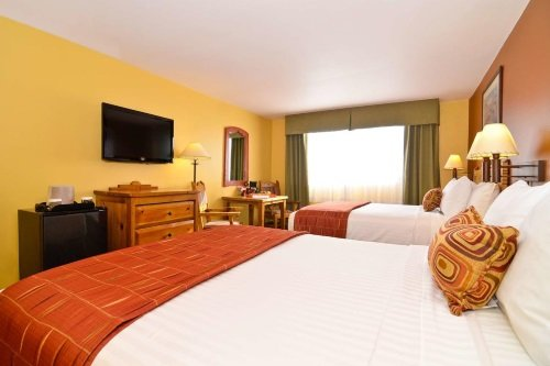 Best Western Plus Rio Grande Inn kamer