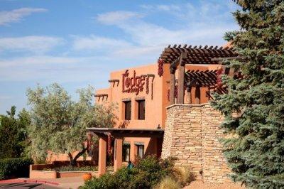 The Lodge at Santa Fe buitenkant