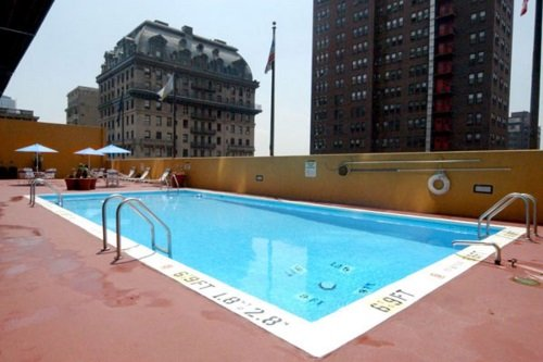 Holiday Inn Express Philadelphia Midtown zwembad