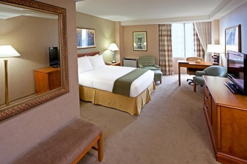 Holiday Inn Express Philadelphia Midtown kamer
