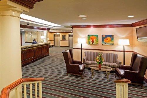 Holiday Inn Express Philadelphia Midtown receptie