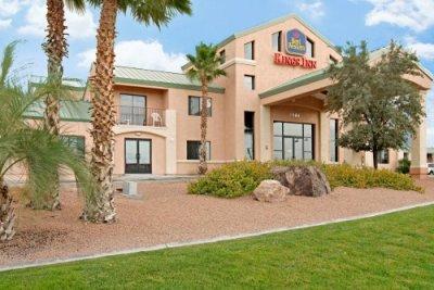 Best Western Plus King Inn and Suites buitenkant