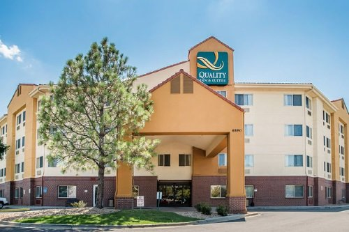 Quality Inn and Suites Denver Airport