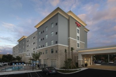 Hampton Inn Miami Airport East buitenkant