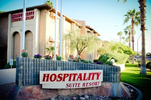 Hospitality Suite Resort buitenkant 2