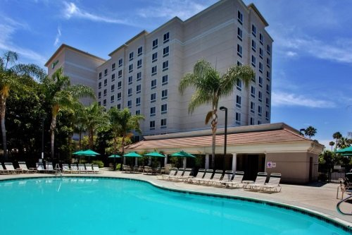 Holiday Inn Anaheim buitenkant