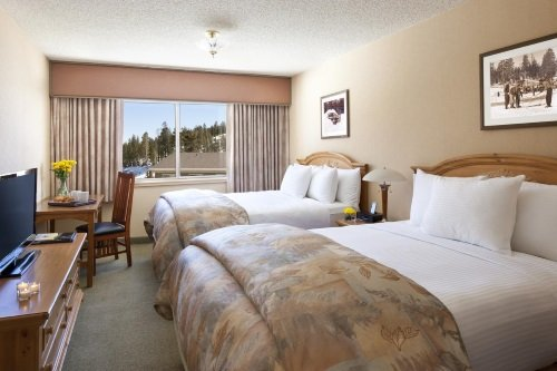 Mammoth Mountain Inn kamer