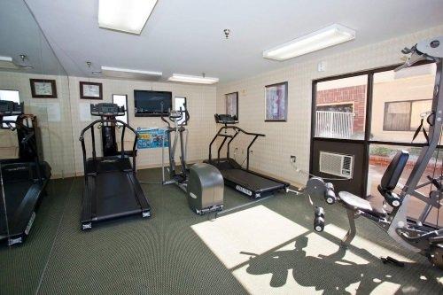 Ramada Modesto gym