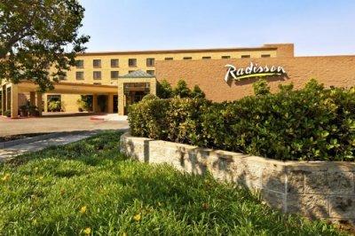Radisson Hotel Santa Maria buitenkant