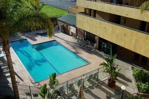 Radisson Hotel Santa Maria zwembad